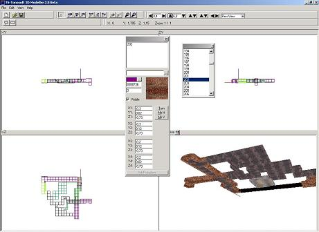 3D Editor in Visual Basic