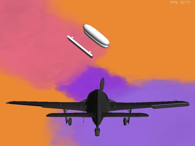 Rigid Body Dynamics and Airplane Physics